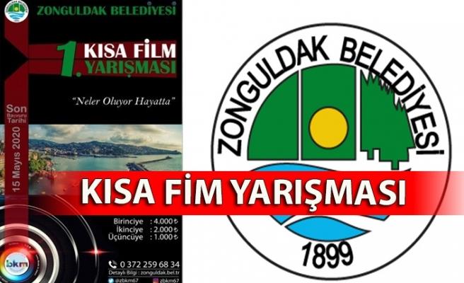 Zonguldak Belediyesi'nden kısa film yarışması