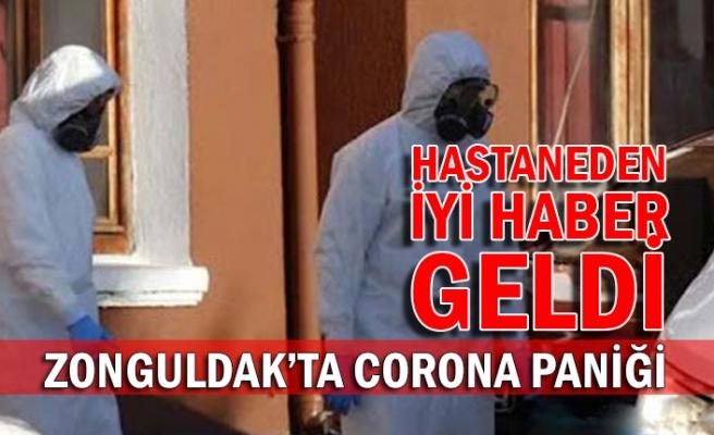 Zonguldak'ta Corona paniği... Hastaneden iyi haber geldi