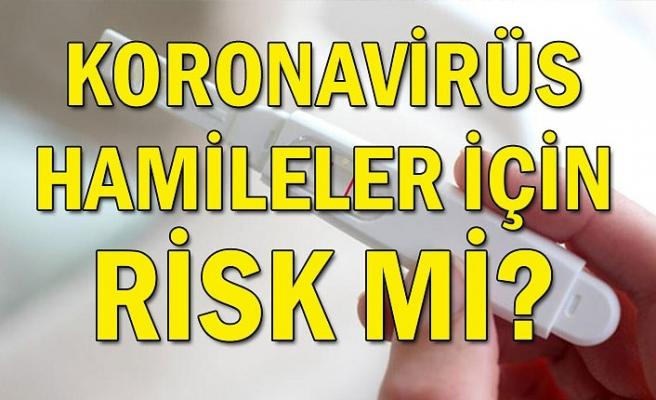 Koronavirüs Hamileler için Risk mi?