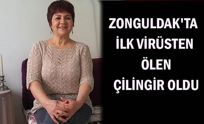 Zonguldak'ta ilk virüsten ölen Çilingir oldu