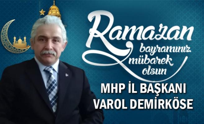 Demirköse'den bayram mesajı