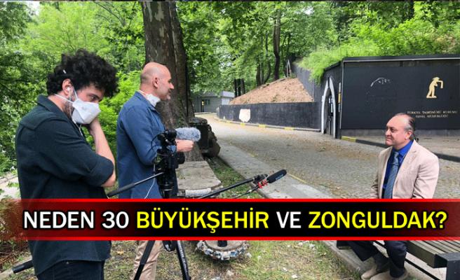 Neden 30 Büyükşehir Ve Zonguldak?