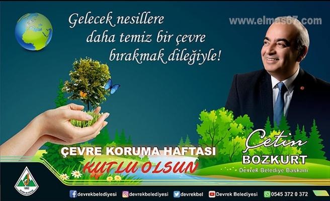 """""""YAPTIĞIMIZ TÜM HİZMETLERDE ÇEVREYİ ÖNEMSİYORUZ"""""""