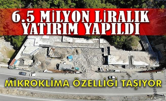 Türkiye'nin en uzun 10. mağarasına 6.5 milyon liralık yatırım