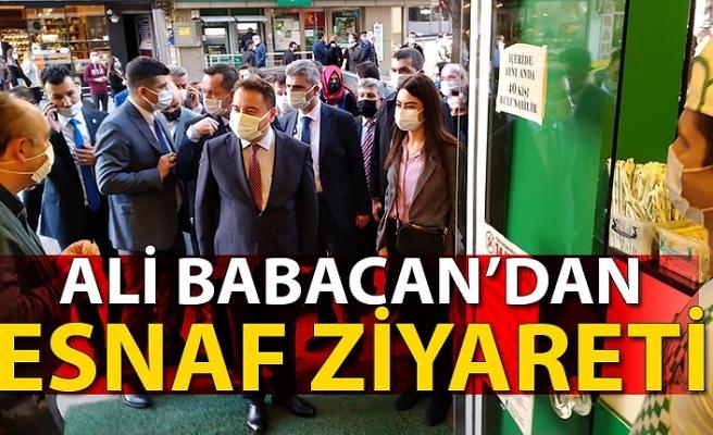 Babacan Gazipaşa'da