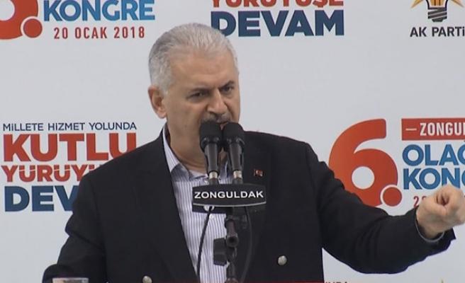 Başbakan Zonguldak'ta neler söyledi... İşte konuşmanın tamamı