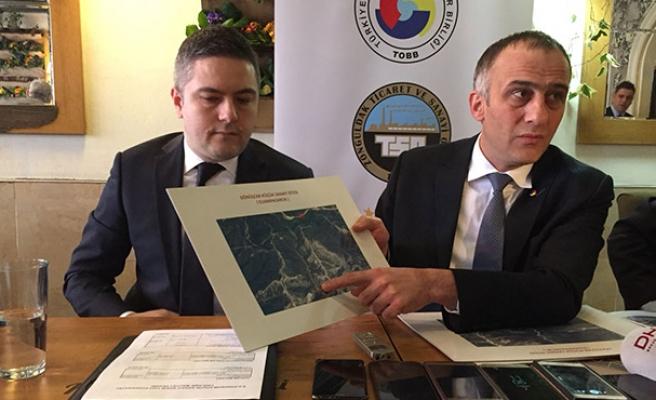 """""""Elvanpazarcık'ta küçük sanayi sitesi kurmak istiyoruz...'"""