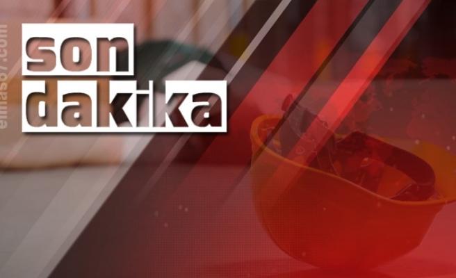 TTK'da iş kazası...