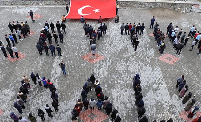 """""""Afrin'e bir gece ansızın gelebiliriz..."""""""