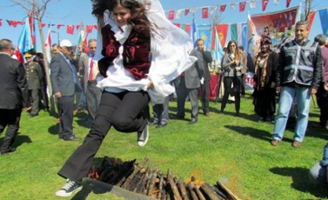 Nevruz Bayramı'nı kutladı...