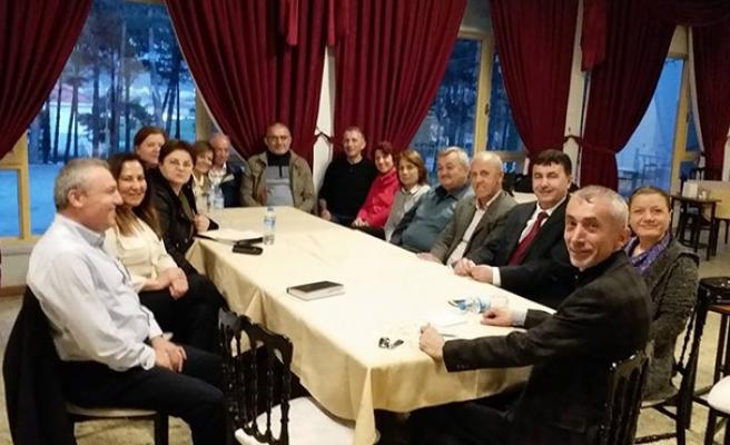 Yunanlıların rekoru Zonguldak'ta kırılacak...