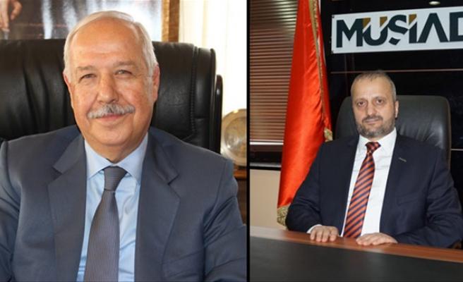Başkan Akdemir'den MÜSİAD'a teşekkür...