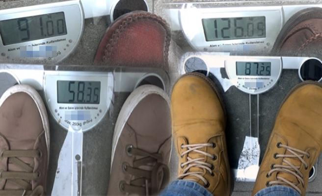 Zonguldak halkı kaç kilo?