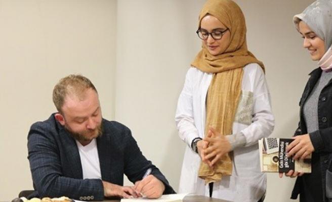 BEÜ'de 'Gıda Mühendisi Gibi Düşünmek' konferansı verildi