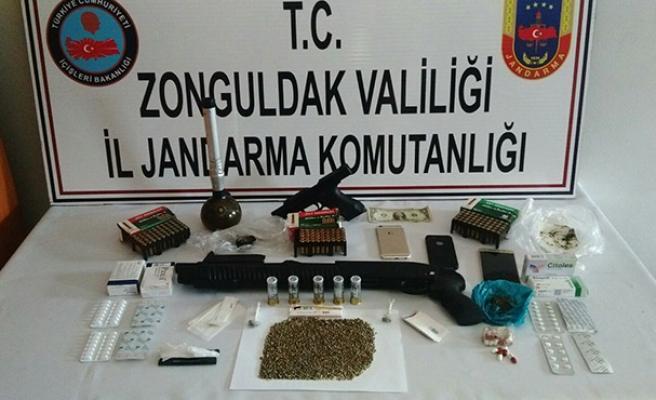 Uyuşturucu operasyonu... 7 kişi gözaltında...