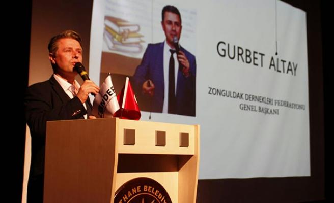 ZONDEF'ten Zonguldak için anlamlı panel...