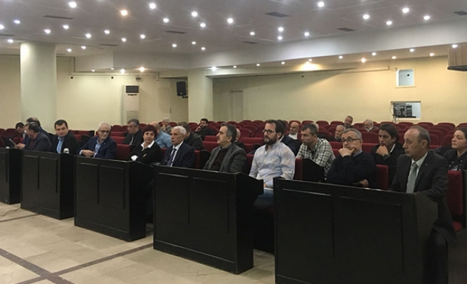 Zonguldak Belediyesi'nde seçim var... Kim nereye seçildi?
