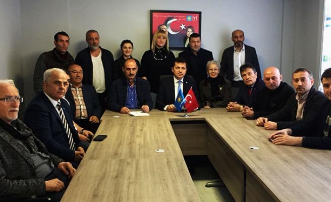 """""""İyi insanlar Ankara'da buluştu..."""""""