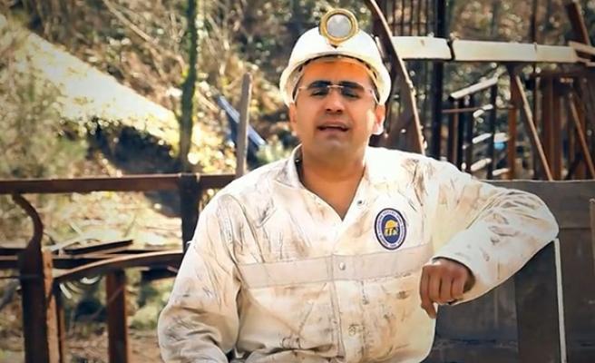 Ramazan Yağlıses'ten 'Zonguldak Madencileri' klibi