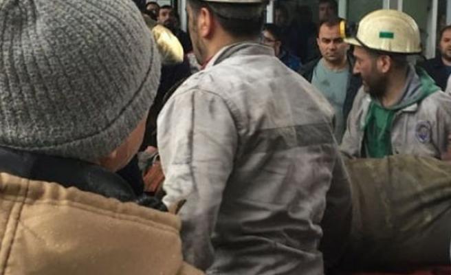 TTK ocağında iş kazası... 4 işçi yaralandı