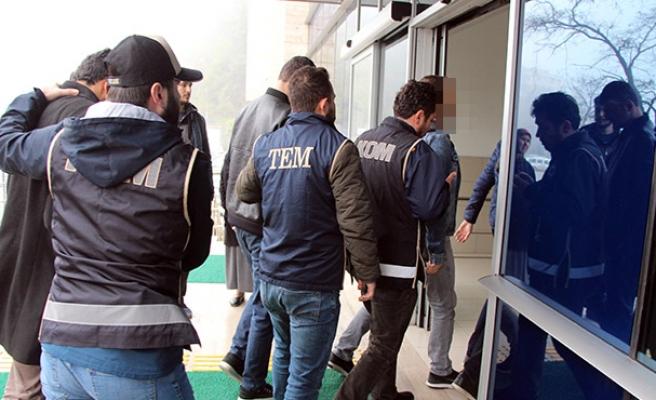 Büyük operasyon... 21 kişi gözaltında...