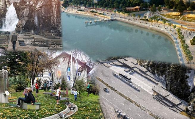İşte Zonguldak'a turist getirecek projeler... Tamamı...