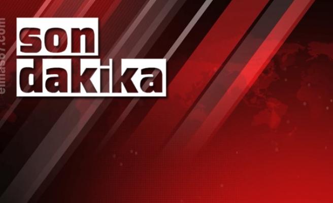 Eylem için Ankara'ya gitti...