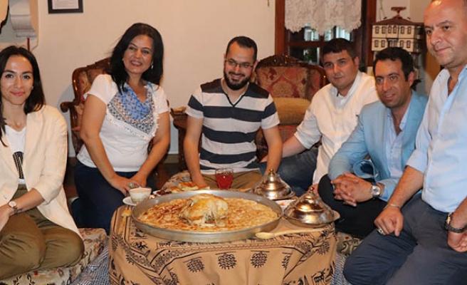 Bartın, Arap Dünyasında