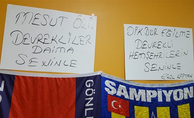 """""""Mesut Özil'i A Milli Takım'da görmek istiyoruz"""""""