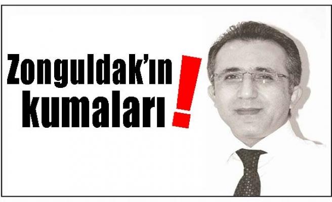 Zonguldak'ın kumaları!