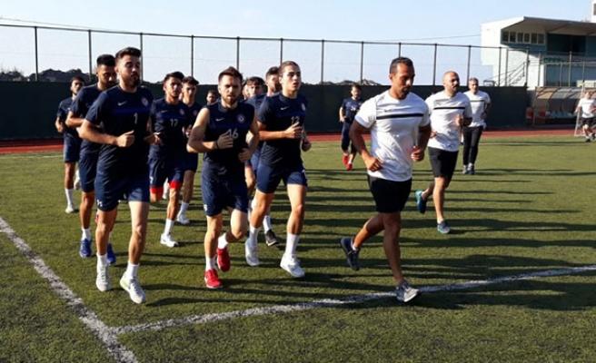 Zonguldakspor yeni sezon çalışmalarına başladı