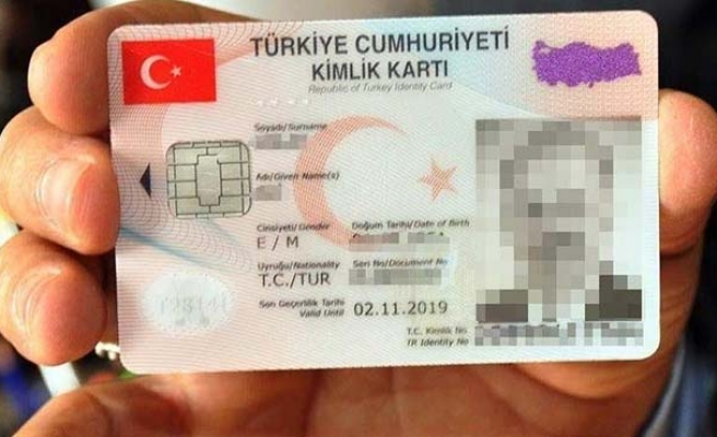 51 bin kişiye yeni kimlik kartı verildi
