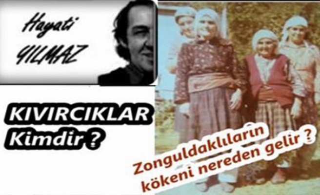 Zonguldaklıların kökeni nereden geliyor?
