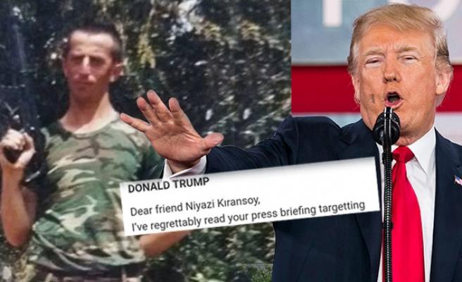 Bu da oldu… Başkan Trump'tan Kıransoy'a yanıt geldi!