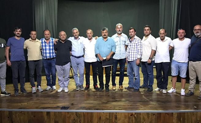 Başkan Akdemir'den kulüplere destek