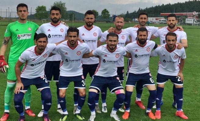 Zonguldakspor ilk hazırlık maçını oynadı... işte skor