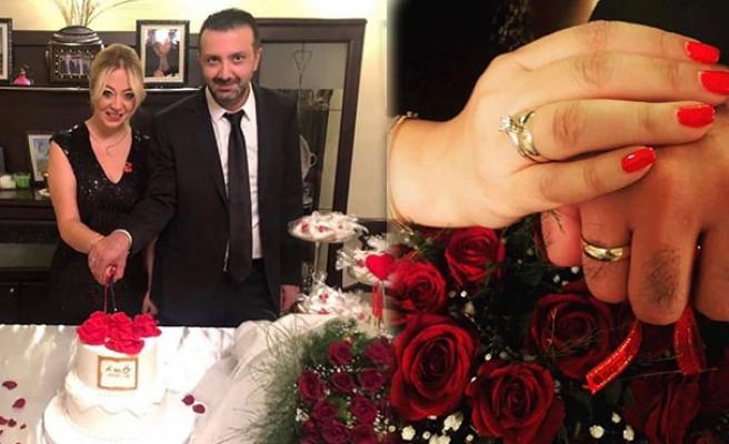 Anıl Saraç ve Özgür Karabulut nişanlandı!