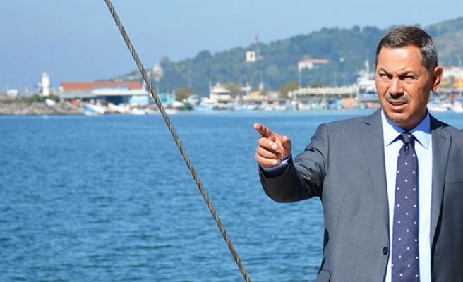 Başkan Uysal, sahili denetledi...