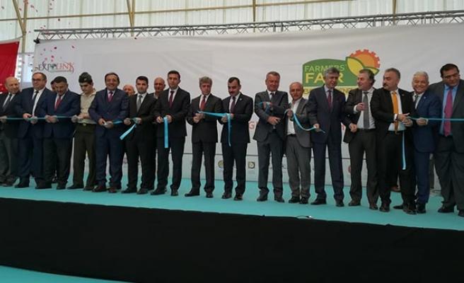 Batı Karadeniz Gıda Tarım ve Hayvancılık Fuarı açıldı