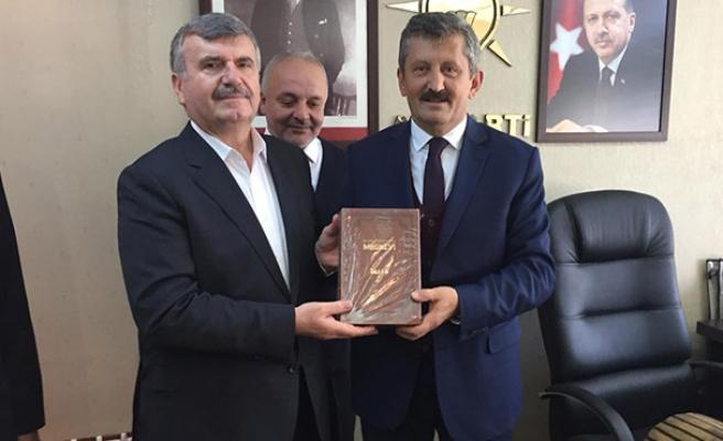 Yerel yönetimler başkan yardımcısı Zonguldak'ta