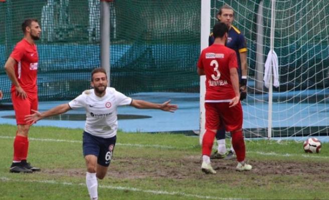 Zonguldakspor, Bayrampaşa'ya kükredi