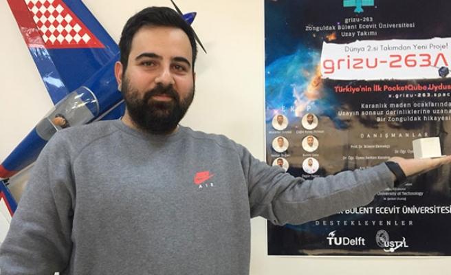 BEÜ'lü ögrenciler Türkiye'nin en küçüğünü yaptılar