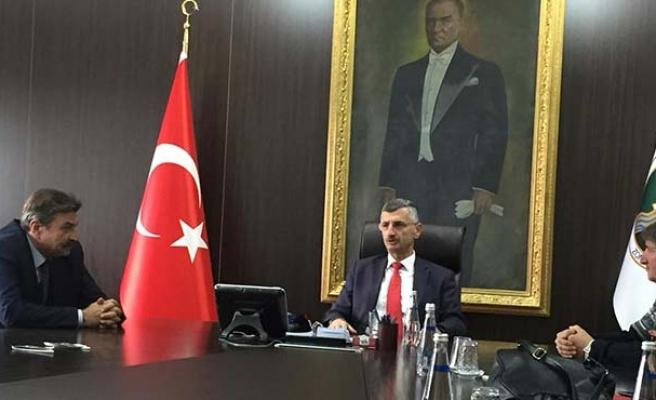 Vali Erdoğan Bektaş'ın ilk mesajı