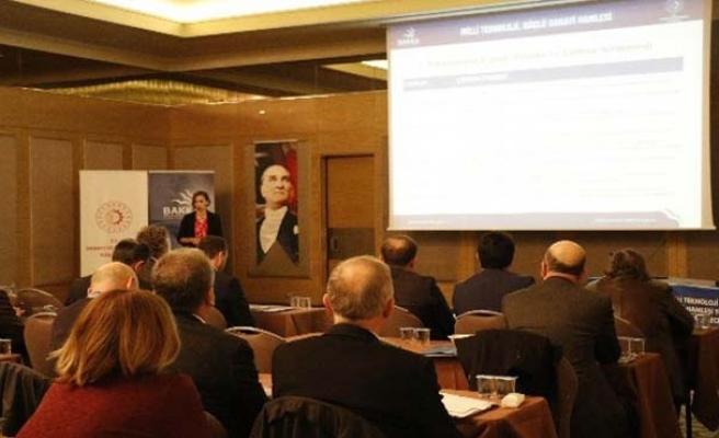 Milli Teknoloji Güçlü Sanayi Hamlesi Toplantısı