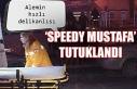 Alemin hızlı delikanlısı 'Speedy Mustafa'...