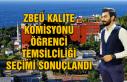 ZBEÜ 'Kalite Komisyonu Öğrenci Temsilciliği'...