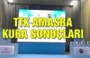 TTK Amasra kura sonuçları asil liste
