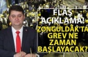 Zonguldak'ta grev ne zaman başlayacak? Flaş...