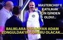 Balıklara fısıldayan adam Zonguldak'ın gururu...