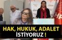 Buket Müftüoğlu: ''Hak, hukuk, adalet...